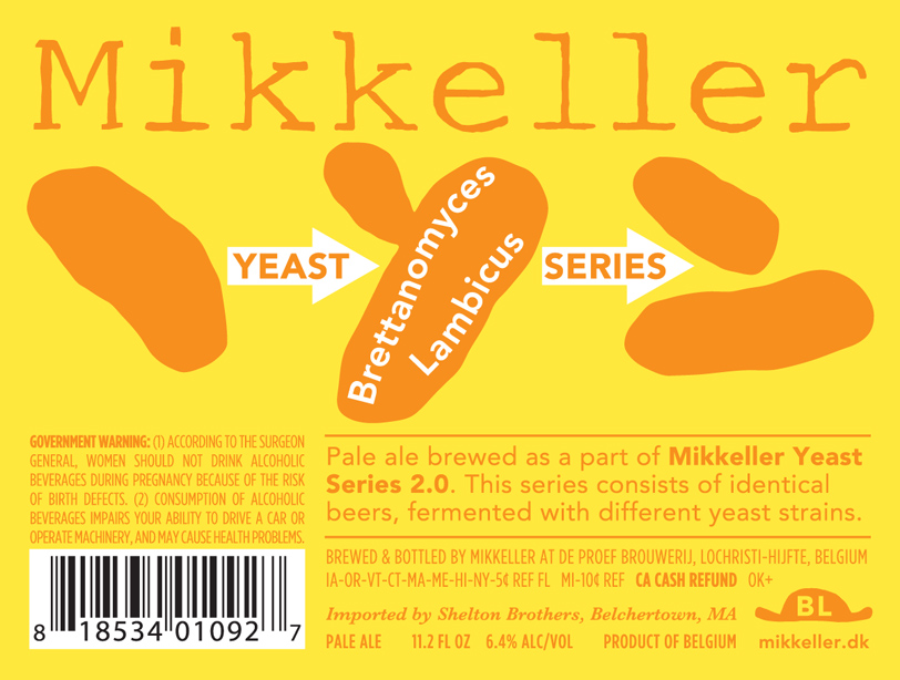 mikkeller single yeast lambic