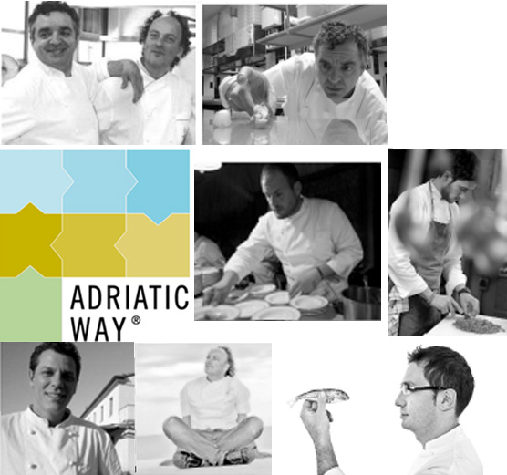 Adriatic Way 2013, chef marchigiani