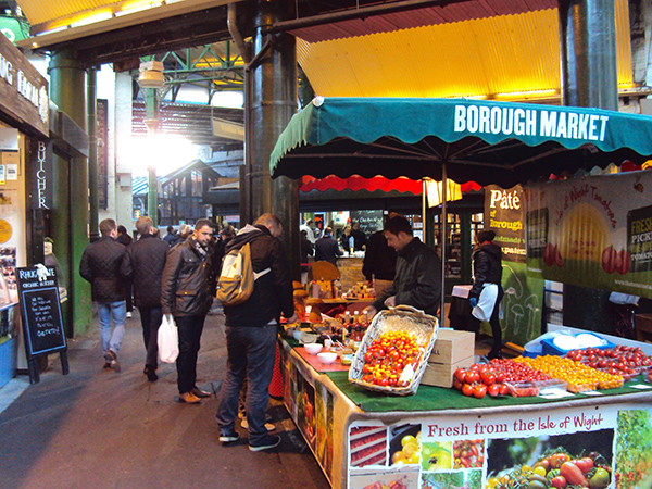 borought market foodies a londra
